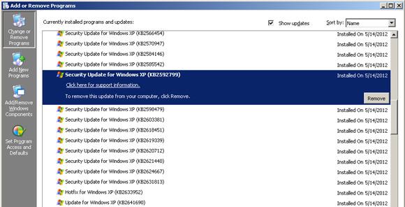 how to get windows xp updates until 2019